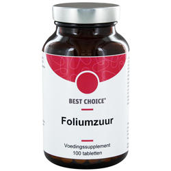 Best Choice Foliumzuur 400