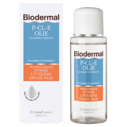 Biodermal P-CL-E Olie